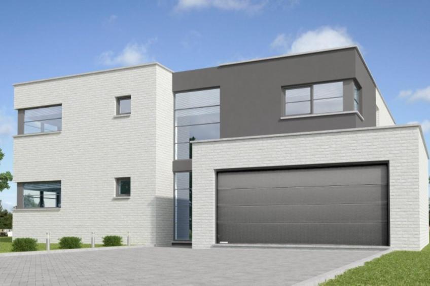 Model 360 Totale oppervlakte 296,04 m²  Prijs excl kosten en grond. 269.170 €*