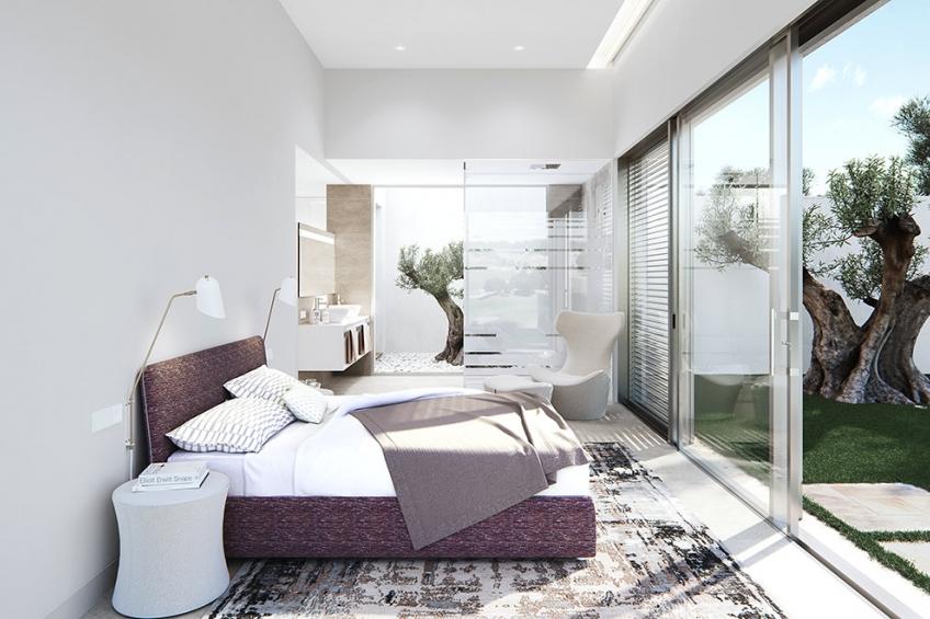 Luxe villa met kelder in de eerste lijn golf in Las Colinas Golf ( Las Colinas Golf Orihuela Costa Alicante Spanje )