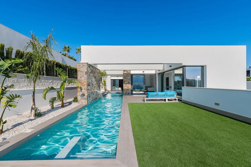 Villa met 3 slaapkamers in Benijófar (  Benijófar Alicante Spanje )
