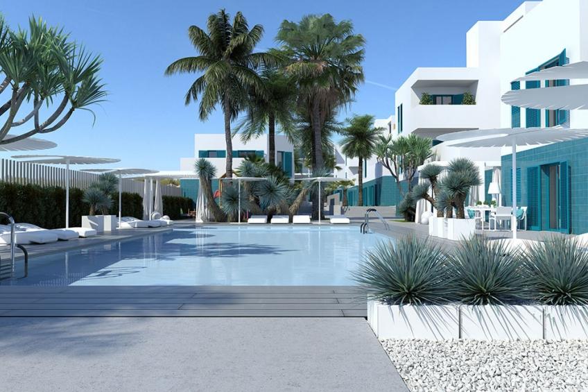 Appartement met 3 slaapkamers in Playa Flamenca, Orihuela Costa ( Playa Flamenca Orihuela Costa Alicante Spanje )