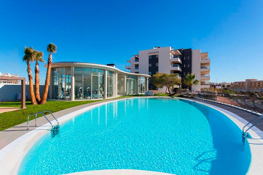 Exclusieve appartementen met SPA-zone in La Zenia ( La Zenia Orihuela Costa Alicante Spanje )