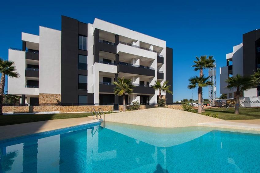 Appartement met 3 slaapkamers en zonneterras in Orihuela Costa ( Los Altos Orihuela Costa Alicante Spanje )